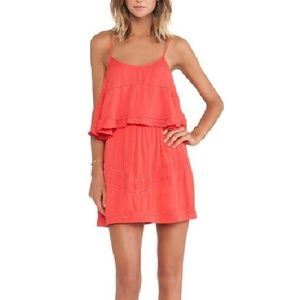 {Lovers and Friends} NWT Coral Paradise Bay Dress